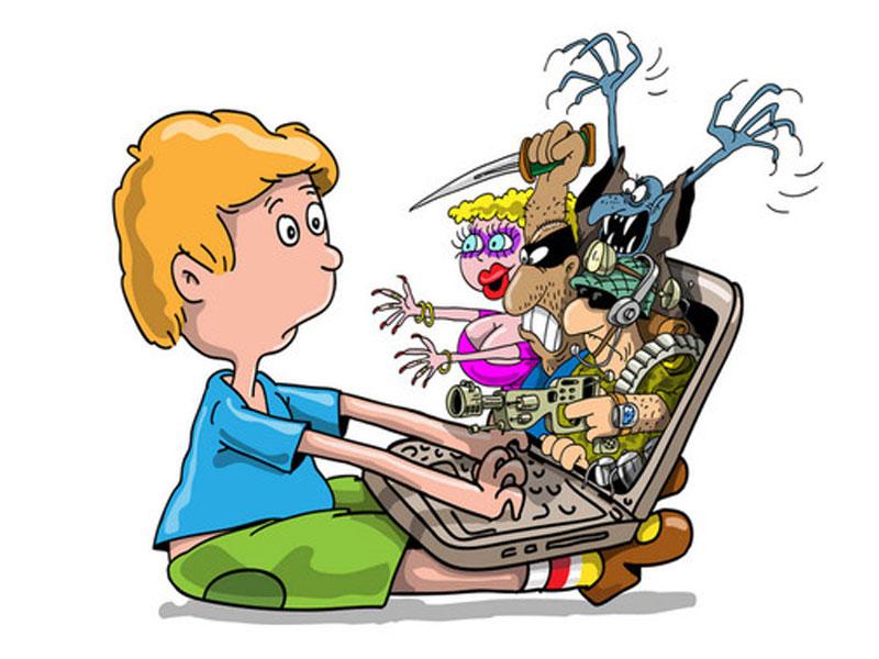 какую опасность несет знакомств по интернету